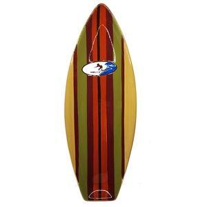 Surfboard Ceramic Serving Dish